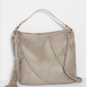 NWT vegan leather hobo bag
